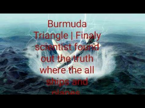 Bermuda Triangle | Scientist have Discover the lost Aeroplanes and Ships | what happened to them