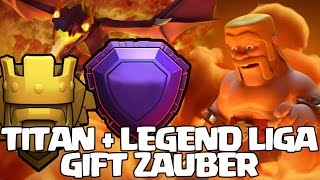 Titan & Legenden Liga +++ Drache Level 5 +++ dunkle Zaubersprüche