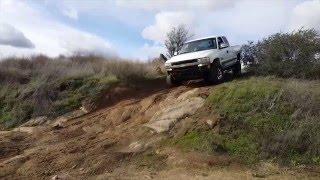 4x4 Test Drive on Folsom Lake 1.30.2016 Toyota 4Runner, Mitsubishi Montero, Silverado 2500HD Diesel(4x4 Test Drive Toyota 4Runner, Mitsubishi Montero, Silverado 2500HD Diesel., 2016-01-31T17:41:29.000Z)