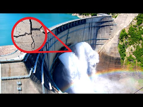 TOP 10 EMERGENCY WATER DISCHARGE | MILLIONS OF CUBIC METERS OF WATER MERGE WITH THE DAMS! 1 Part HD