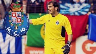 Iker Casillas - The Beginning - FC Porto 2015/2016