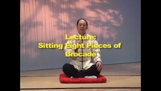 8 кусков парчи обучающий урок. Ba Duan Jin.八段锦.Yang Jwing-Ming.