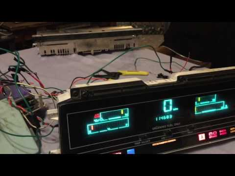 Messing With Electronics:  Digital Dash And Electronic Voice Alert