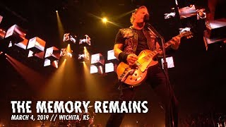 Metallica: The Memory Remains (Wichita, KS - March 4, 2019)