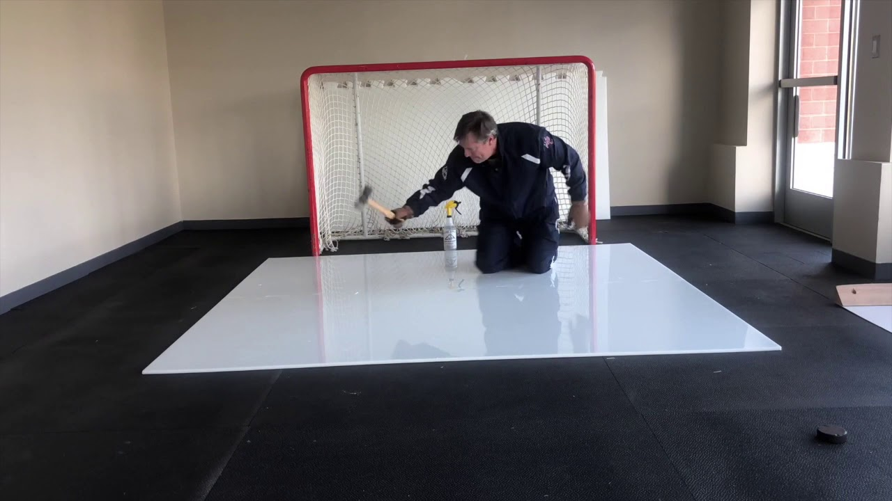 Synthetic Ice At Home Promo
