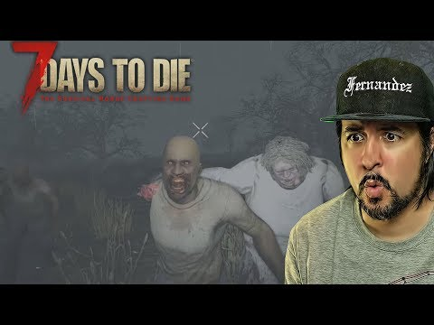 "7 DAYS TO DIE - THE DEVIL'S EDEN #10 ""EL REY DEL PILO CON PANCHOS"" 