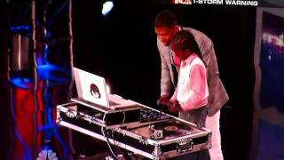 6 year old DJ Face on America's Got Talent