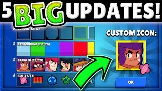 Gambar cover 5 BIG Updates in Brawl Stars that NEED to be put in the Game!