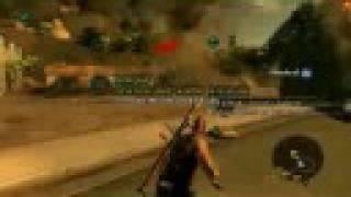 Mercenaries 2: World in Flames -Missile Strike [PC Gameplay]