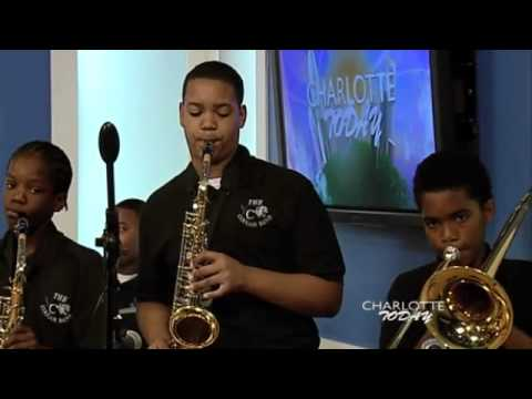 York Chester Middle School Jazz Band   WCNC com Charlotte