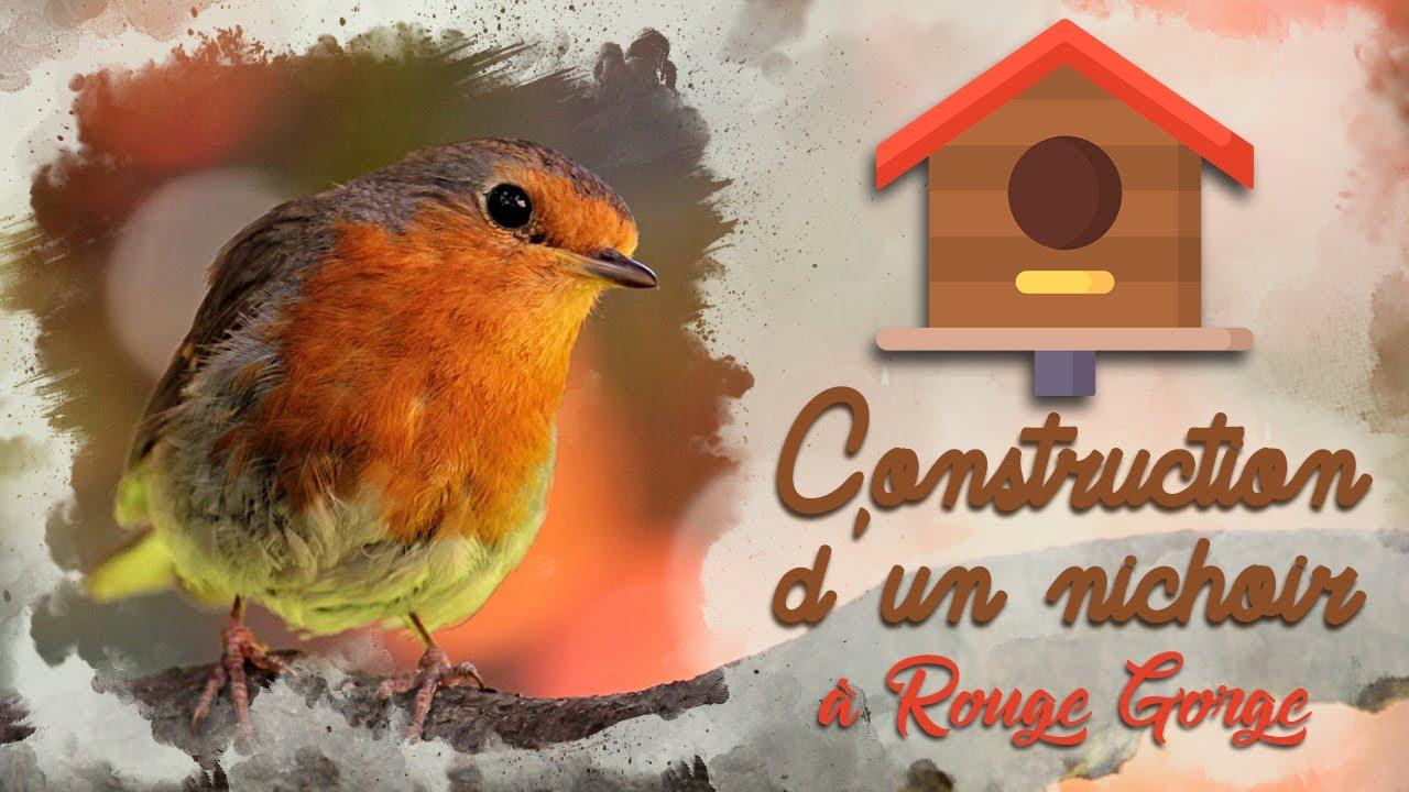 nichoir rouge gorge plan sbk17 napanonprofits. Black Bedroom Furniture Sets. Home Design Ideas
