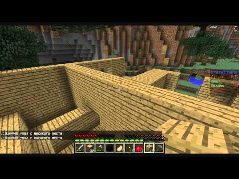 Minecraft-#3-Выживание на сервере с другом 4 сезон.