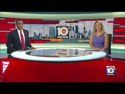 Local 10 News Brief: 6/1/20 Evening Edition