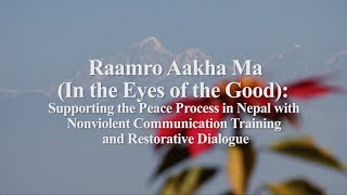 Raamro Aakha Ma - In the Eyes of the Good (english)