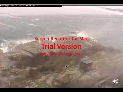 22 foot waves crash into Lake Superior shoreline