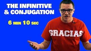The Spanish Infinitive & Conjugation
