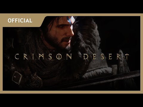 Crimson Desert Set for Gameplay Reveal at The Game Awards 2020