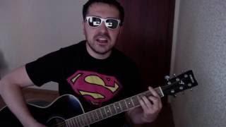 Изгиб гитары желтой (кавер и перевод песни) - The Bend of Yellow Guitar