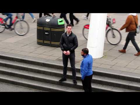 Getting Accused Of Pickpocketing - Confrontation With Private Security On The Southbank