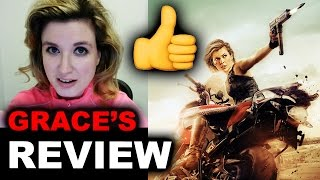 Resident Evil The Final Chapter Movie Review