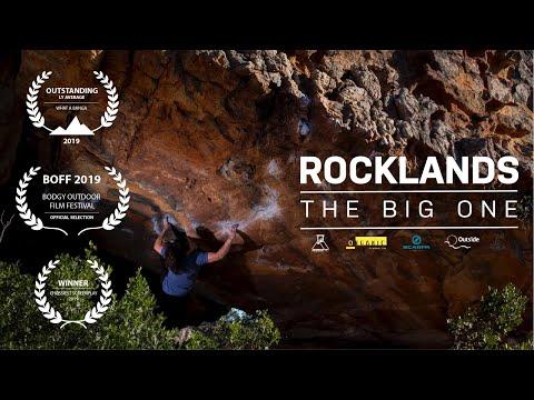THE BIG ONE • A Rocklands Bouldering Film