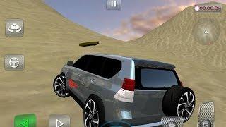 Luxury LX Prado Desert Driving iOS Gameplay screenshot 4