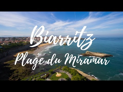 BIARRITZ • MIRAMAR Beach | Shores of Freedom