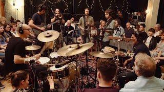 La Flor De La Canela LIVE – Daniel Susnjar Afro-Peruvian Jazz Group