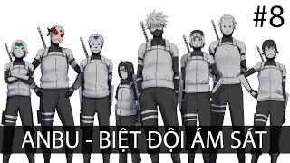 Minecraft Naruto Tập 8 - ANBU Biệt Đội Ám Sát Làng Lá | POBBrose ✔