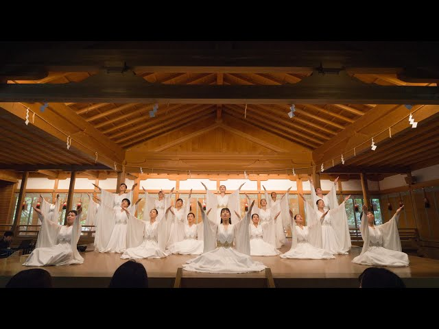 映画【祈りと奉納の旅〜瞑想舞〜】予告編