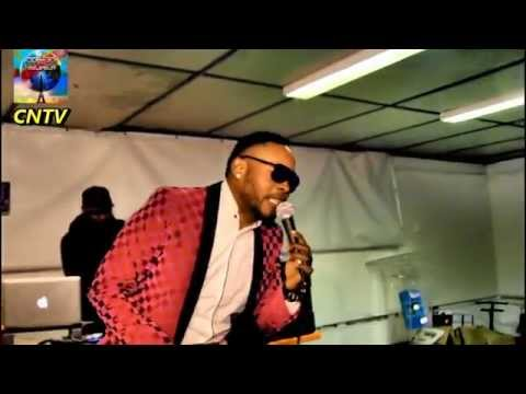 Congo Nord TV presente Aimelia Lias en show case a Lyon