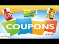 Coupons to print from Coupons.com 5/28/17