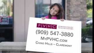 Pomona Valley Health Centers Commercial