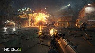 Геймплей трейлер Sniper: Ghost Warrior 3