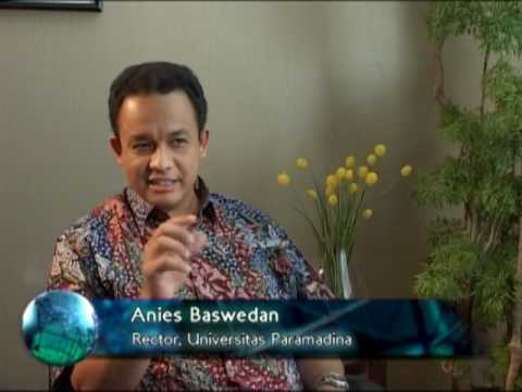 World Business: Interview with Anies Baswedan 18/09/09
