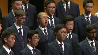 The Big Sing 2017 Session 01 Macleans College Chorale - Kia Kaha, Kate Bell (AK, HC)