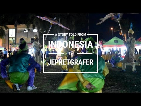 Sinoman Hadrah Karya Muda, Sei Batang Ilir, Martapura Barat, Banjar - Islamic Art Festival 1438 H