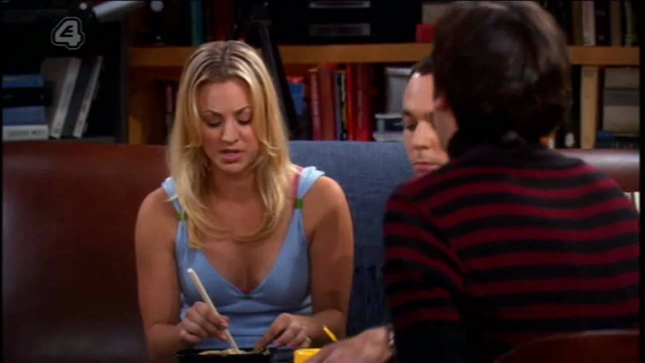 Kaley Cuoco From The Big Bang Theory Scene 15 - Youtube-3635
