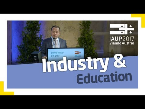 Sabur Khan: Industry-University Collaboration: A Way for Innovation and Employment