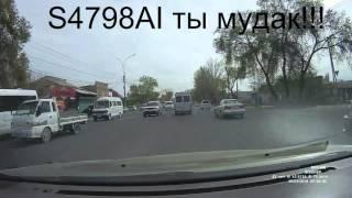 Маршрутка на улицах Бишкека опасна для общества