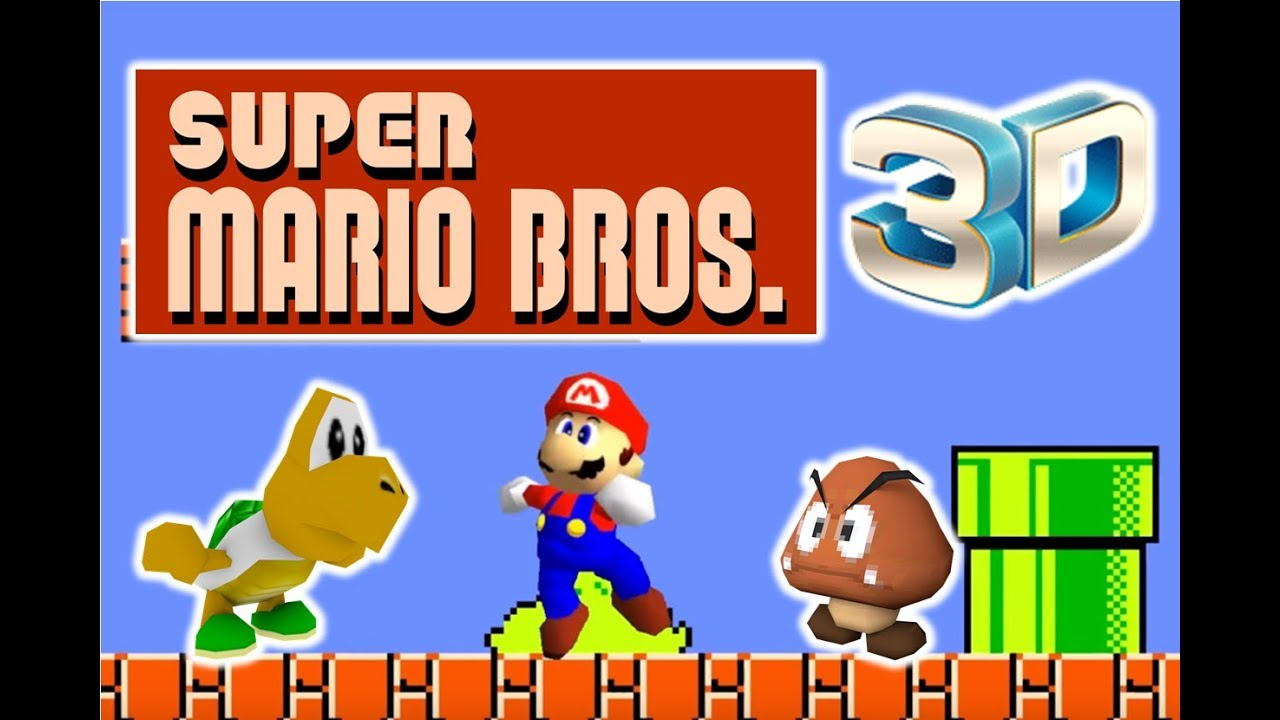 Super Mario 3d Land 64 Rom Hack Download