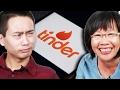 Asian Moms Take Over Their Kids' Tinder Profiles