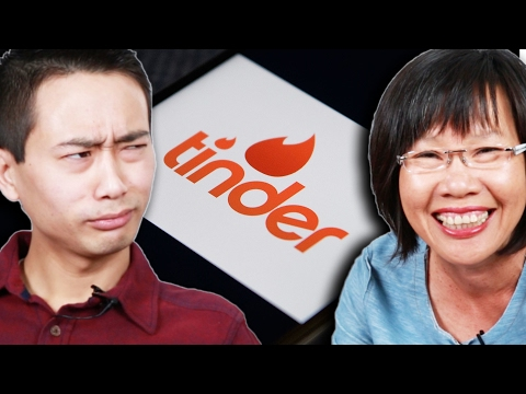 Thumbnail: Asian Moms Take Over Their Kids' Tinder Profiles