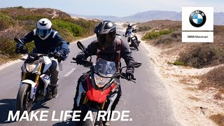 BMW G 310 GS | Everyday Adventures: The Project - What