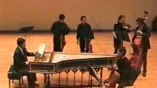 Examen Profesional de Clavecin Javier Sandoval 2004