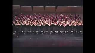 "Under the Sea (from ""The Little Mermaid"") - National Taiwan University Chorus"