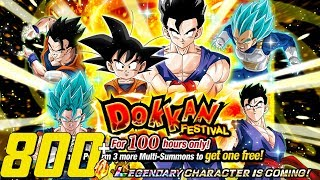 800+ Stones LR Gohan & Goten Banner Summons GLOBAL | Dragon Ball Z Dokkan Battle