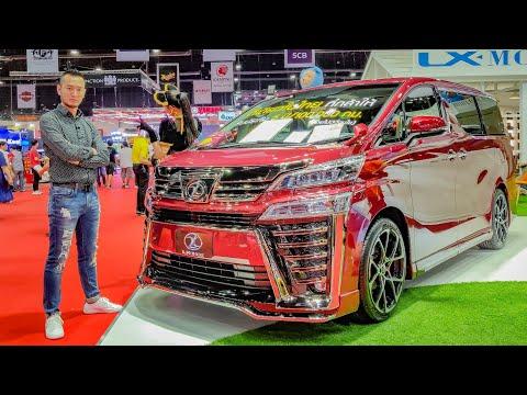 Tìm hiểu khá MPV Toyota Alphard/Vellfire ĐỘ khá đắt khá chất