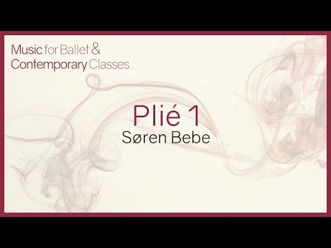 Music for Ballet Class. Plie no 1.