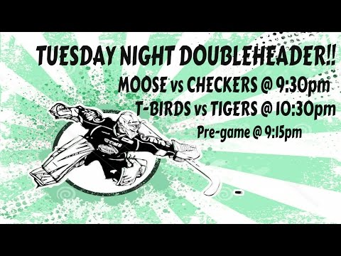 TNH - Special Tuesday Night Doubleheader!!